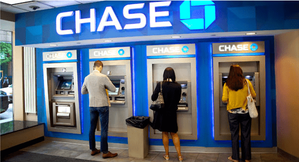 Chase bank near me