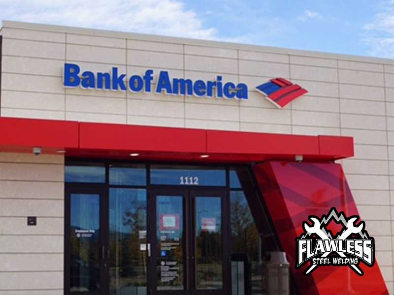 Bank of America near me