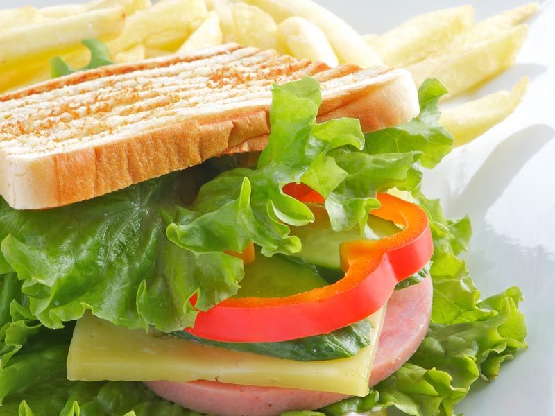 Healthy Fast Food Places Near Me