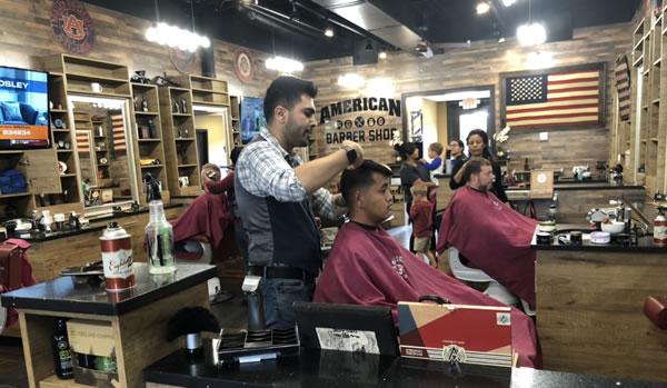 barber shop near me open now
